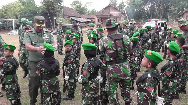 Tentara Masa Depan menjadi perhatian