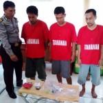 Komplotan Pengedar Narkoba di Jepara