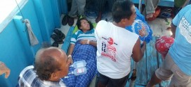 Kurang fasilitas Kesehatan Bayi Premature Lahir  dan  Meninggal di Tengah Laut