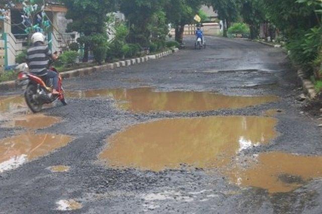 Kerusakan Jalan Jepara Mulai Disurvey