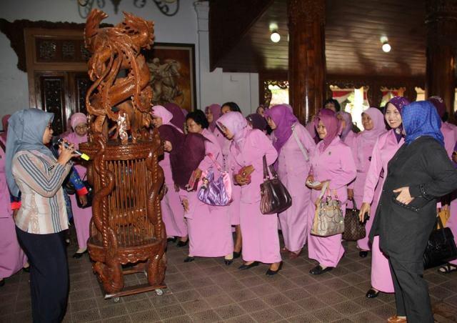 GOW Grobogan Study Banding di Jepara