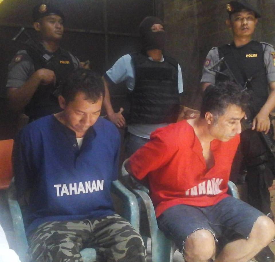Dua Orang Ditetapkan Menjadi Tersangka dari Penggerebekan Ratusan Kilogram Sabu di Gudang Mebel Jepara