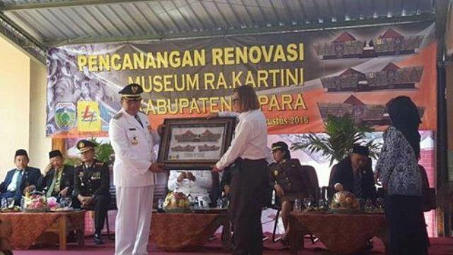 Kado HUT RI, Museum Kartini Direnovasi