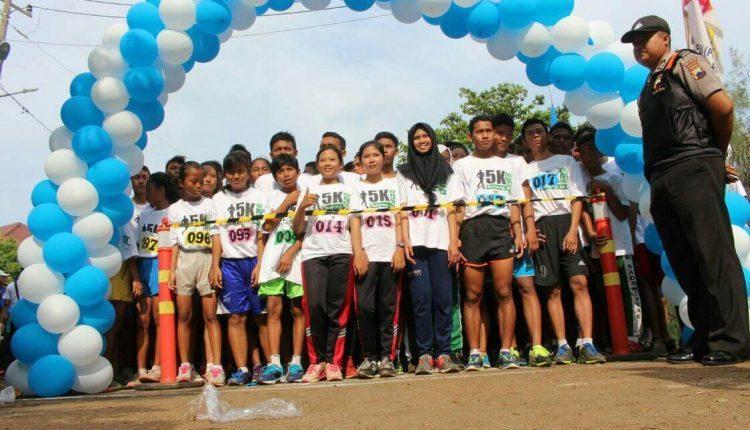 Hari Listrik Nasional yang ke 71  PLTU TJB Jepara  Gelar Lomba Lari 5000 Meter
