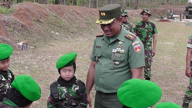 Disiplin dan Cinta Tanah Air Harus Ditanamkan Pada Generasi Muda