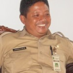 Kasi Rehabilitasi dan Rekontruksi BPBD Jepara,Jamaludin