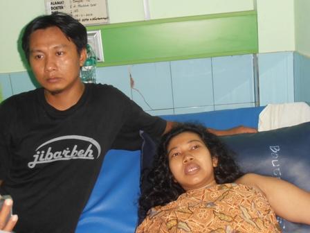 Operasi Telat Dilaksanakan Bayi Umi Hasanah Meninggal