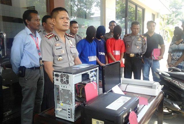 Polisi Bekuk Jambret di Jepara