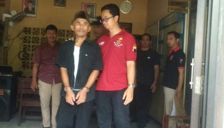 Bacok Adik Ipar dan Kedua Keponakan, Warga Mayong Ditahan Polisi