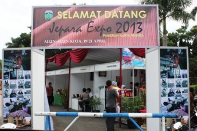 Jepara Expo 2015 di Java Supermal Semarang