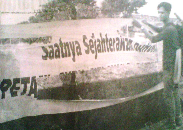 Puluhan APK di Sejumplah Titi di Jepara Rusak