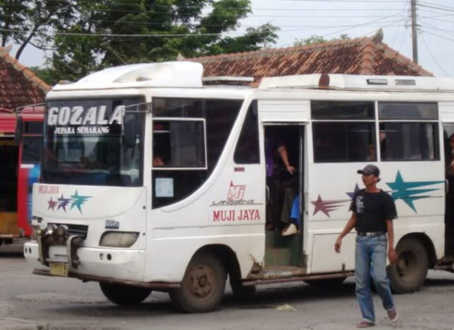 Dishubkominfo Jepara Survei Tarif Angkot