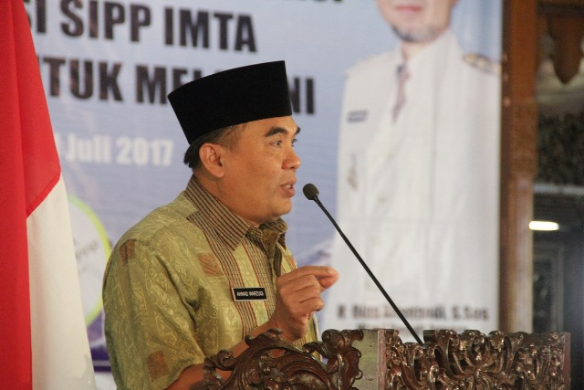 Pemkab Jepara Melounching SIPP IMTA