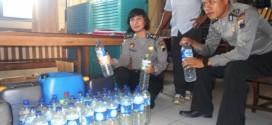 Ketahuan Jual Miras Nelayan di Jepara di Ringkus Polisi