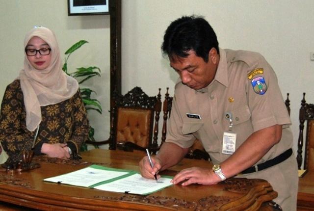 Pemkab Jepara Jalin Kerjasama Dengan BTPN