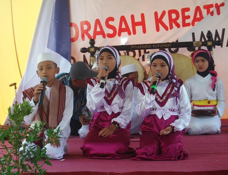 Jepara Jadi Tuan Rumah Madrasah Kreatif Expo 2014