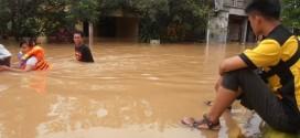 Waspada Bencana Januari Curah Hujan Tinggi