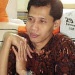 Ketua KPU Jepara Haydar Fitr