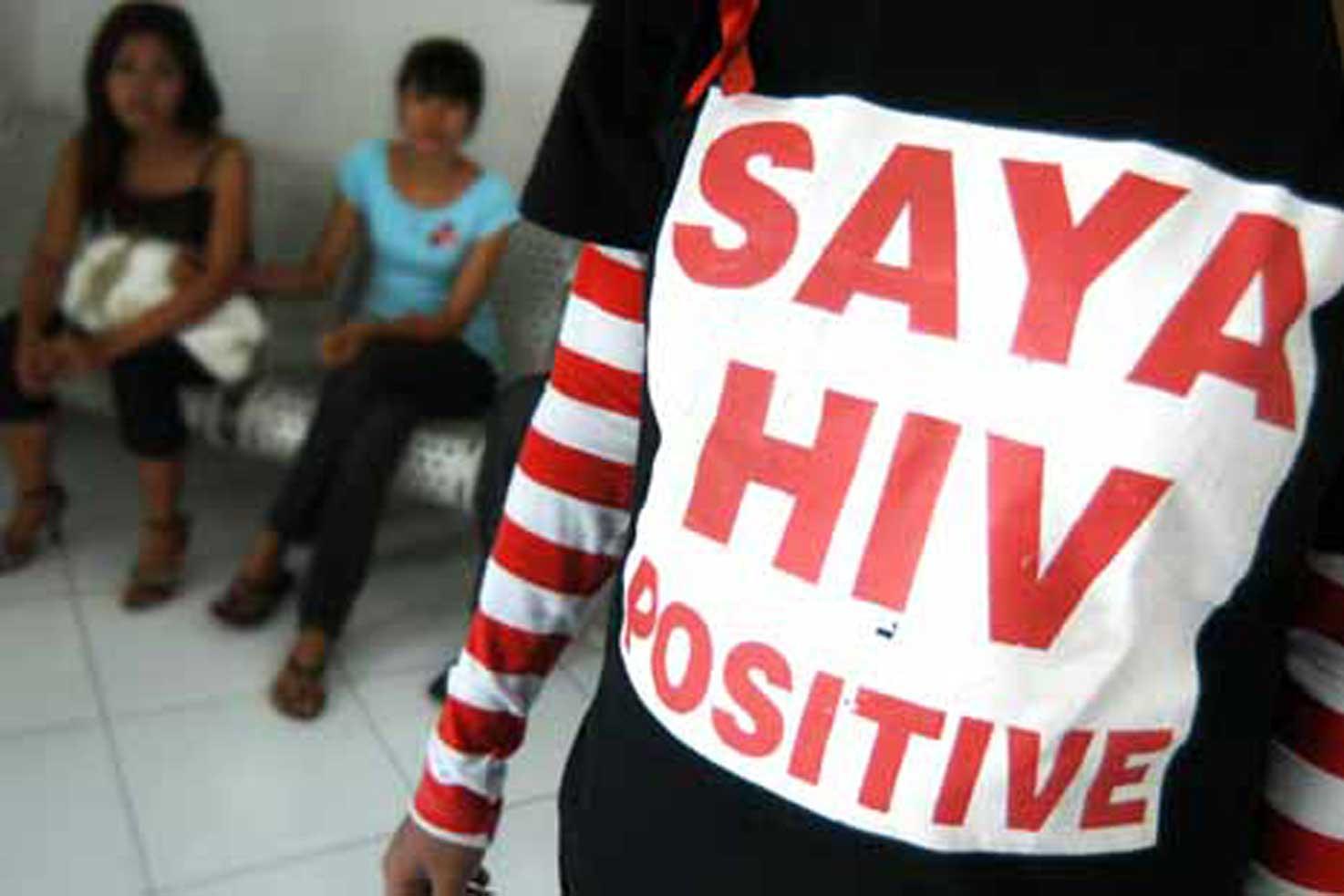 2014  Pengidap HIV Aids Jepara Didominasi Ibu Rumah Tangga