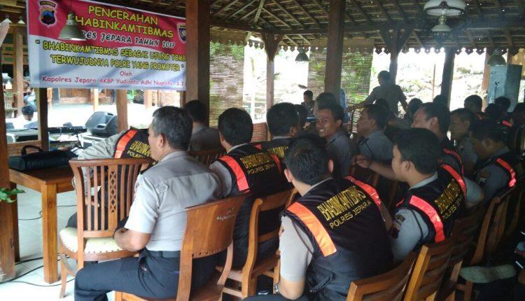 Bhabinkamtibmas Jepara Akan Dilibatkan Dalam Pengawasan Dana Desa