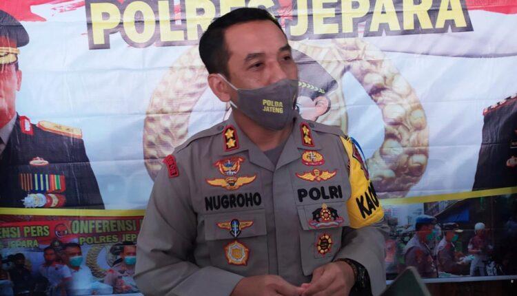 Berkas Kasus Santoso Dilimpahkan Ke Kejaksaan Negeri Jepara