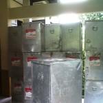 Senin (30/6) kemarin logistik Pilpres untuk kepulauan Karimunjawa dikirim