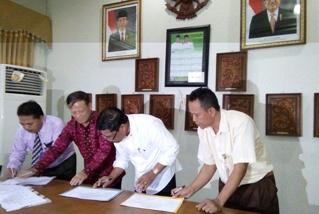 Subroto Gandeng LPDB dan Bank Jateng Untuk Beli Gabah Petani Jepara