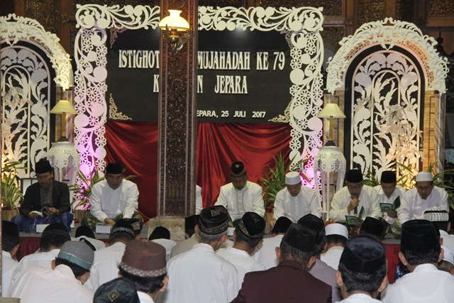 MUI Jepara Mentausiyahkan Dua Hal Terkait Konflik di Masjid Al-Aqsa Palestina