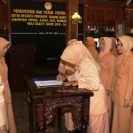 Pengurus Dharma Wanita Persatuan Propinsi Jawa Tengah