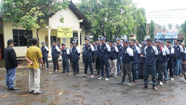 Camat Mlonggo Terima Mahasiswa KKN Undip