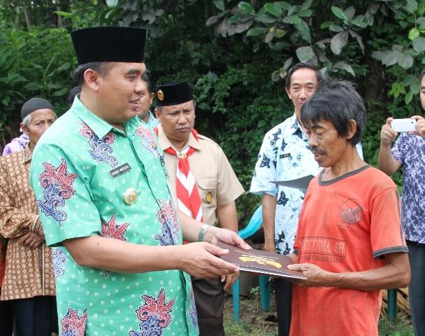 Bupati Jepara: Camat Agar Memasang Radio Orari