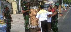 Sayangi Pohon Dengan Gerakan Cabut Paku