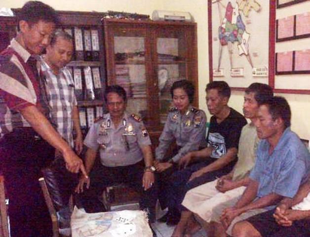Pejudi Remi Kembali Berurusan Dengan Polisi