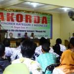 Rapat Kerja Daerah (Rakorda) Forum Honorer K2 Indonesia (FHK2I) di Gedung PGRI Jepara