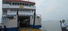 KMP Siginjai Docking