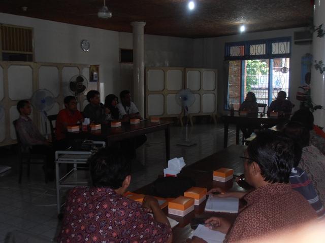 KPU Jepara Jalin silaturahim dan koordinasi dengan rohaniawan Jepara