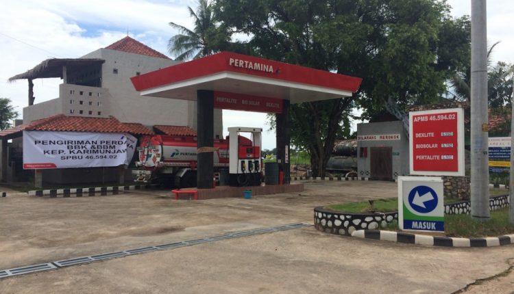 SPBU Kompak Untuk BBM Satu Harga di Karimunjawa