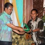 Kabupaten Luwu Timur Sulawesi Selatan Study Banding ke Jepara tentang Restribusi kepelabuhan belum lama ini.