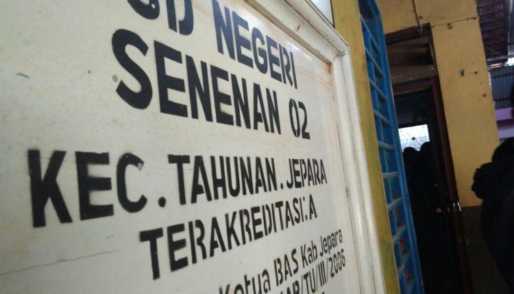 Pencuri Gasak 2 Sekolah Sekaligus di Senenan