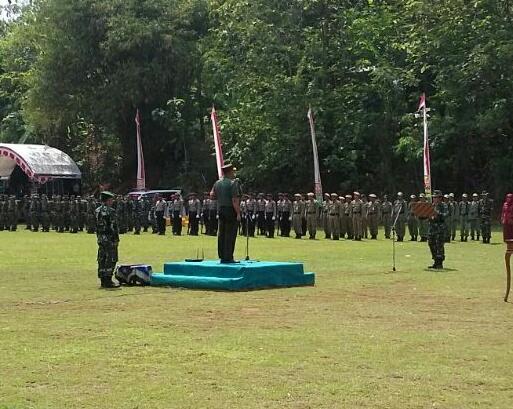 TMMD Sengkuyung Tahap III di Desa Wonorejo Selesai Sukses