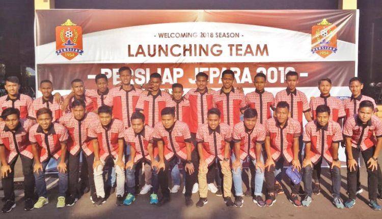 Persijap Launching Team, Siap Arungi Liga 3 Musim 2018-2019