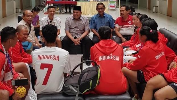 Viktor Eka Prasetya Atlit Sepaktakraw Asal Jepara Sumbang Medali Untuk Indonesia