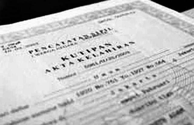 Pencetakan Akta Kelahiran di Jepara Nunggak
