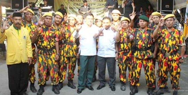 Rekom DPP Turun Paslon Subroto – Nur Yahman Semakin Kuat