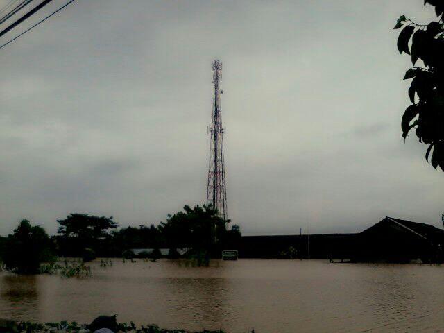 Sedikitnya 22 Desa Di Jepara Terendam Banjir