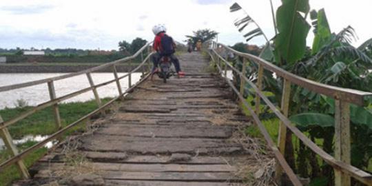 Pembangunan Jembatan Bungpis Diprioritaskan