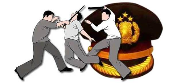 Enam Pelaku Pengeroyokan Terhadap Dua Angota Polsek Batealit Masih Buron