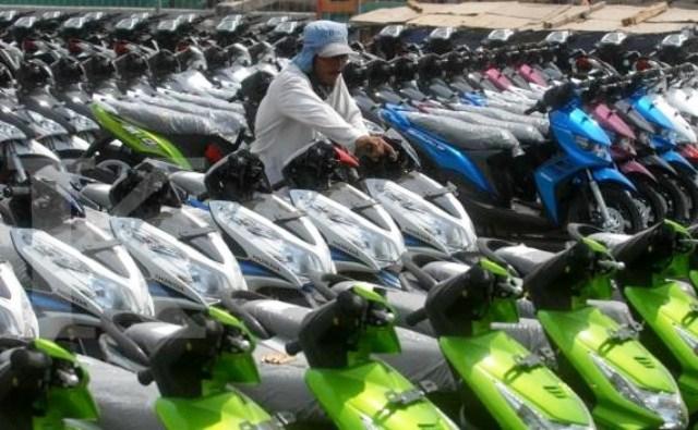 Di Jepara 2.500 Unit Sepeda Motor Bertambah Setiap Bulanya