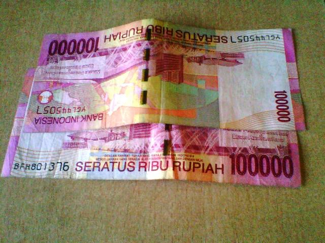 Peredaran Uang Palsu di Jepara Marak